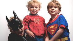 Superhero baby names for boys!