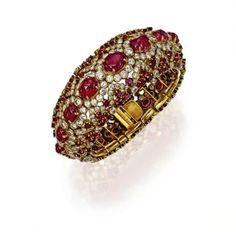 Best Diamond Bracelets  : Jewels for a Cause:  Sothebys to Auction Estée & Evelyn Lauder Jewels