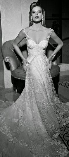 Galia Lahav Tales of the Jazz Age bridal collection Madison