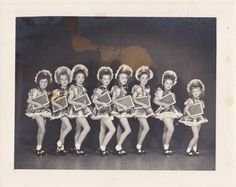 tap dancers, ……THIS ENSEMBLE NUMBER ALWAYS BROUGHT THE PARENTS TO THEIR FEET……THEY LOVE SEEING THEIR LITTLE ONES PERFORM…………..ccp