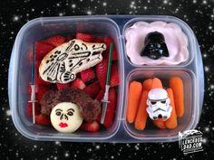 Princess Leia kids bento lunch