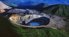 Volcán Poás, CR