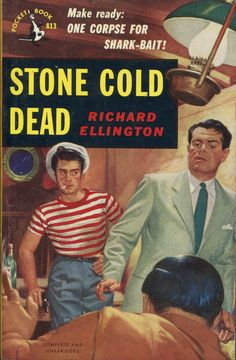 """""""After examining this corpse, I say we send out an APB on Stone Cold Steve Austin."""""""