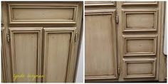 Image result for painted pine cabinets