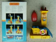 Matchbox diving bath toy