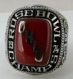 1974 Ohio Rose Bowl Ring