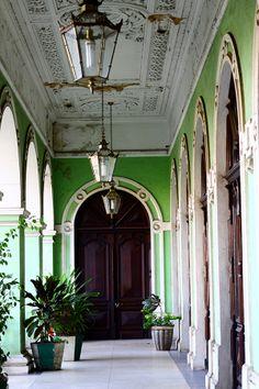 Entrance of the train station Maputo, Train Station, Entrance, Interior, Entryway, Design Interiors, Interiors, Doorway