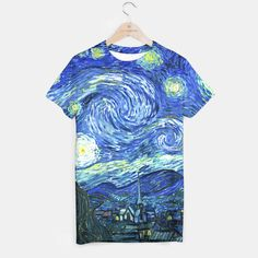 Starry Night tshirt