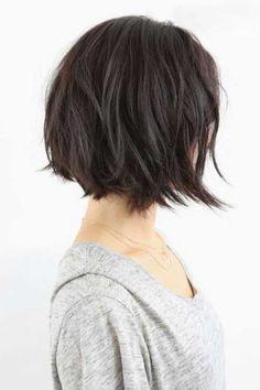 7. Choppy Bob Hairstyle                                                                                                                                                                                 More