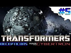 Transformers: War For Cybertron [Chapter 5 - Decepticons]