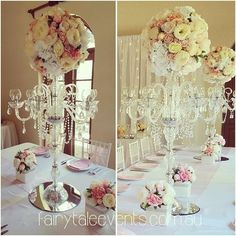 We offer candelabra's, vases, manzanita trees, rustic centrepieces perfect for weddings, corporate or any event. Candelabra Wedding Centerpieces, Crystal Candelabra, Rustic Centerpieces, Table Decorations, Manzanita Tree, Gold Wedding, Fairy Tales, Crystals, Instagram Posts