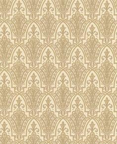 Graham And Brown Premier Vinyl Ritzy Gold Wallpaper 31 045 Damask