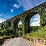 Visit Ireland off the tourist trail and you can take a spin across the incredible bridge on the waterfordgreenway bike walking trail This local tourism initiative is drawing attention across Ireland Learn more about the Waterford Greenway by Thank munstervales for image clicking linkinbio then choosing this image to hear the podcast with waterfordgreenway bike hireMany thanks to munstervalesireland for use of the photoCountyWaterford viaduct irishhistory greenway munstervales irelandgram…