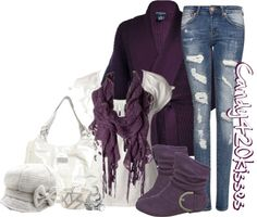 """""""plum"""" by candy420kisses ❤ liked on Polyvore"""