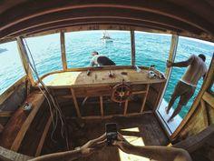 Wood boat blacksea kurucaşile