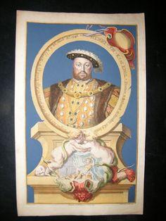 Houbraken after Holbein Henry Viii, Painting, Ebay, Art, Art Background, Painting Art, Kunst, Paintings, Performing Arts