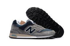 New Balance 577 Women's Gray Shoes M577ANG