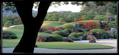 Adachi Museum of Art is an art museum located in Yasugi City, Shimane Prefecture. The garden at Adachi Museum of Art is considered as the best gardens in Japan.