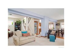 Spacious open floor plan on 1st floor  25 Moore Ave, Tonawanda | $159,900