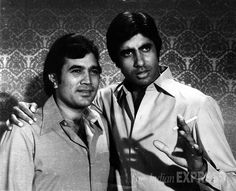 Later, Amitabh Bachchan was once again seen with Rajesh Khanna in Hrishikesh Mukherjee's 'Namak Haraam'. He bagged his second supporting role award for the movie.