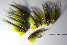 Tying The Olive Phantom Salmon Fly (Variant) by Davie McPhail