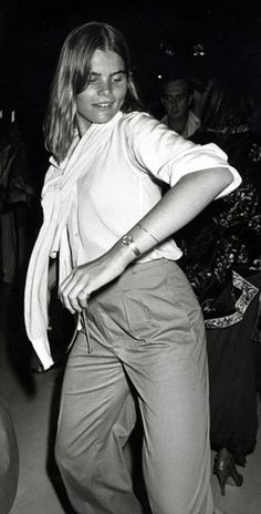 Credit: Ron Galella/WireImage June 1978: Mariel Hemingway at the Xenon opening
