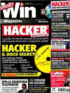 Speciali Win Magazine: Hacker - Novembre 2012Italian | PDF | 100 Pages | 102 Mb