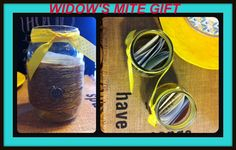 Gift Idea for a Widow or Single Mom!