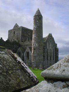 Fade To Grey-Castle in Ireland