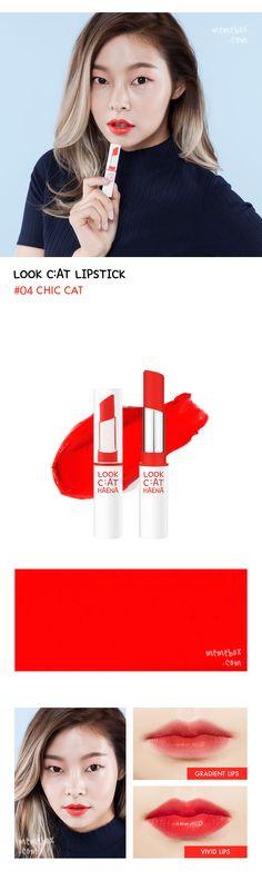 haena lipstick 04 chic cat