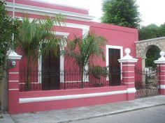 Pinturas Para Casas | Colores para paredes de fachadas