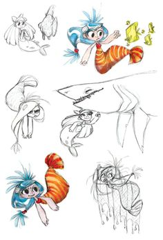Art by Kristen Campbell*  • Blog/Website | (www.cannedcampbellsoup.blogspot.com)  ★ || CHARACTER DESIGN REFERENCES (www.facebook.com/CharacterDesignReferences & pinterest.com/characterdesigh) • Love Character Design? Join the Character Design Challenge (link→ www.facebook.com/groups/CharacterDesignChallenge) Share your unique vision of a theme every month, promote your art and make new friends in a community of over 20.000 artists! || ★