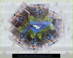 Los PROGRAMADORES de los partidos del MUNDIAL de FUTBOL - BRASIL 2014.