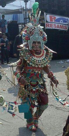 Mayan costumes