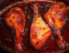 Gordon Ramsay's Sticky Baked Chicken Drumsticks   Gordon Ramsay's Recipes
