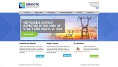 Granite Commercial Real Estate #MESH_LiveBuild #realestate #website