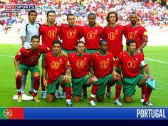 national soccer team Portugal(Ronaldo)