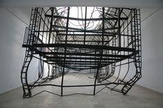 2015年1月20日(火)より、「銀座メゾンエルメス フォーラム」にて、ワルシャワを拠点に活動するアーティスト、モニカ・ソスノフスカ氏の展覧会「ゲート」を開催!