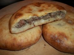 Kubdari (Georgian: კუბდარი) is a meat filled pastry that originates from Georgia's Svaneti region, where it is also called 'kuptaari'. It can be made with either beef or pork but the most popular version uses both. It should be made with cut meat and not minced meat.