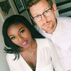 Patricia & Mike Bright & 💋💞💗 from - The leading dating site for black and white singles. If you are looking for a serious interracial relationship, this site is your best choice!