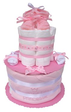 Cadeau pour une petite Baby Princesse en couches pampers Cadeau Baby Shower, Pamper Cake, Shower Bebe, Children, Cake Ideas, Images, Gifts, Birth Cakes, Diaper Cakes