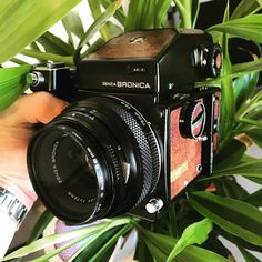 This is the Bronica ETRs 20th anniversary edition.... - Japancamerahunter