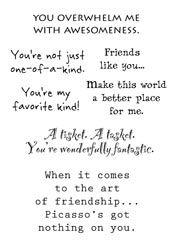 Friendship sentiments