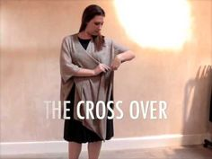 How to Style the Convertible Kimono Cardigan
