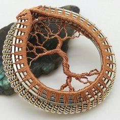Tree of life Medallion by CooksCustomArtwork on Etsy