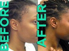 Product Review: Jamaican Black Castor Oil & hairline maintenance