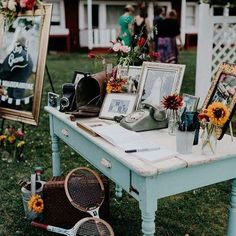 I have so many [amazing] things to say about this absolutely gorgeous welcome table we set for one of the most well thought out and gorgeous weddings we have ever had the pleasure of working with. The details were all things magic. Photo courtesy of @jessepafundi Beautiful vintage rentals supplied by @northcountryvintage, custom signage created by the Uber talented and my go to grrl @isabelleislove, signage rental by A Charmed Affair. So awesome. . . . . . . . . . . #magicinthemountains…