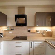 Kitchen Design Open, Best Kitchen Designs, Interior Design Kitchen, Home Decor Kitchen, Kitchen Furniture, New Kitchen, Kitchen Organization For Small Spaces, Kitchen Worktop, Cool Kitchens