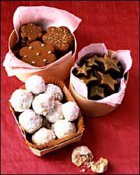 Russian Tea Cakes by Bill Yosses of Citarella