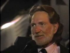 "Willie Nelson - ""Stardust"" ... Willie in a suit & tie?!! (Did Justin Timberlake write his song after seeing this clip?) - Willie's Stardust album is one of my all time favorites!"